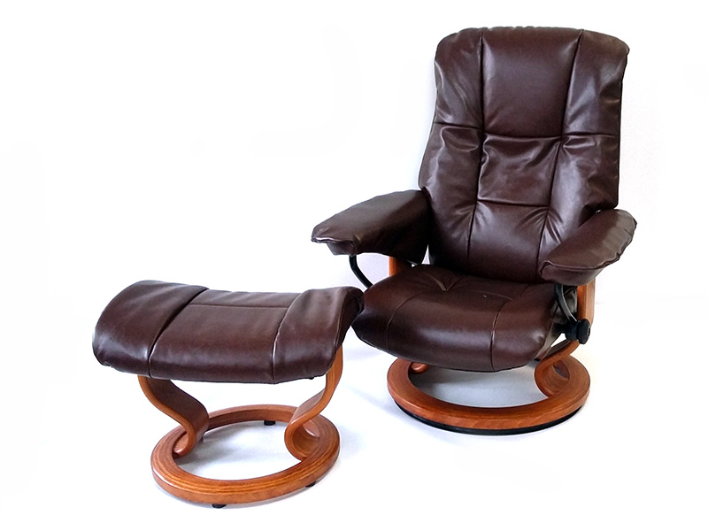 r novation fauteuil stressless la maison de la sellerie. Black Bedroom Furniture Sets. Home Design Ideas