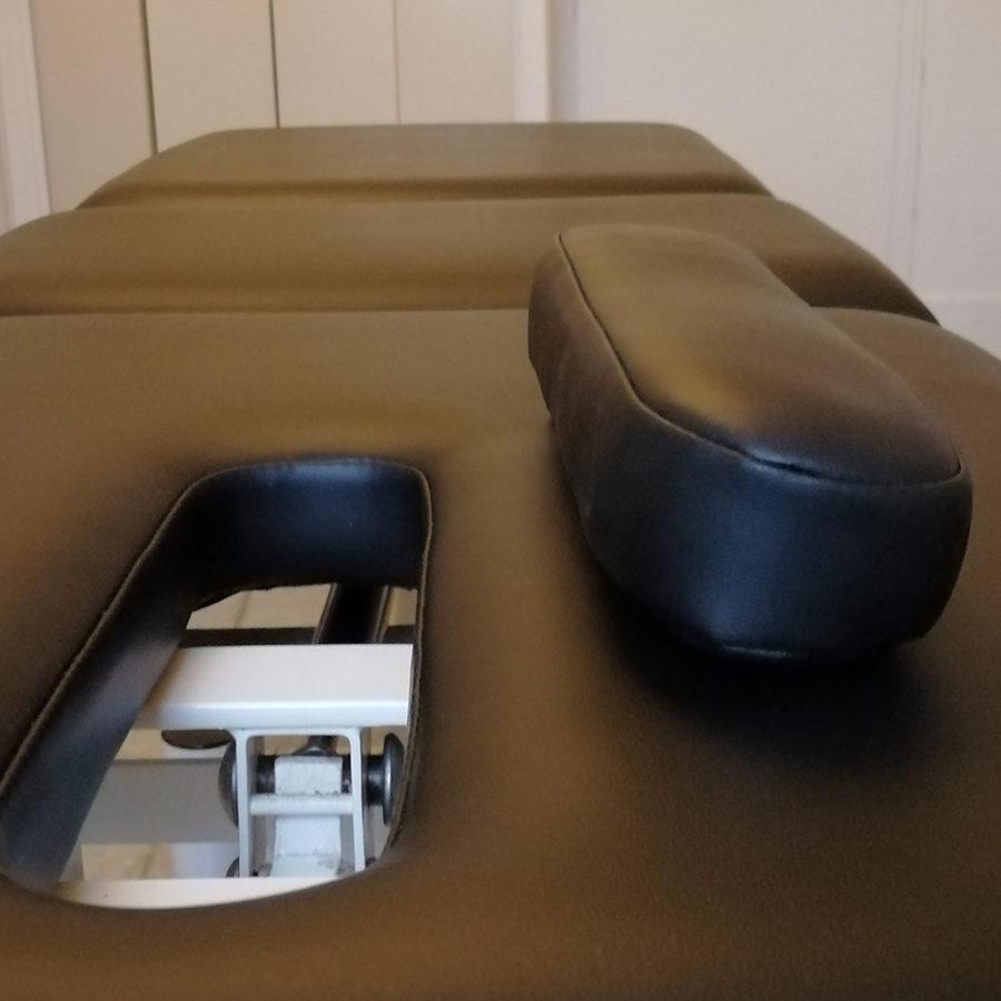 Refection table de massage et table de consultation